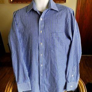 Izod classic shirt reg fit 16
